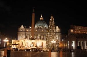 Weihnachtsbaum Rom