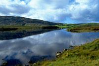 Landschaft in Connemara