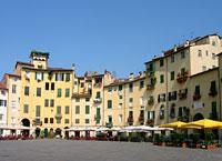 Lucca - Toskana