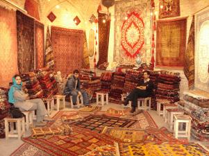 Iran_Esfahan Bazaar_Copy right holder Koohkan