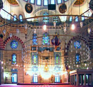 Türkei_IstanbulSueleymanMoschee