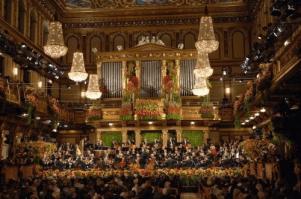 Wien_Wiener Philharmoniker Neujahrskonzert