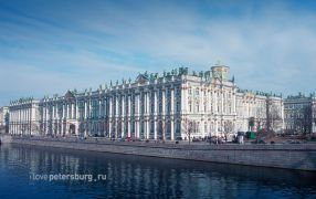 St. Petersburg Hermitage Website
