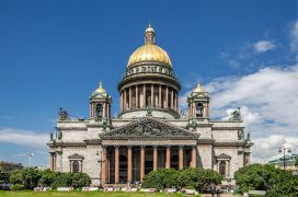 St. Petersburg_Saint_Isaac's_Cathedral Website