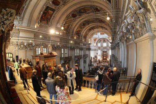 Eröffnung Museum Dom Quartier SalzburgFoto: Franz Neumayr    17.5.2014