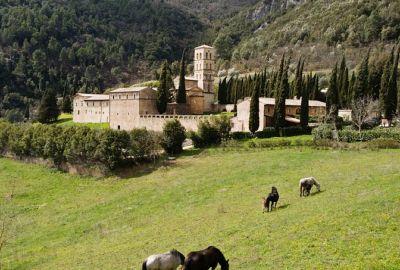 Italien_Umbrien_Abtei San Pietro in Valle
