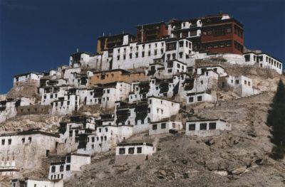 Tiksemonastery Ladakh