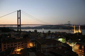 Bosporus Brücke_Istanbul