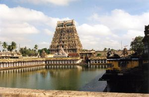 Nataraja Temple_Chidambaram_Südindien