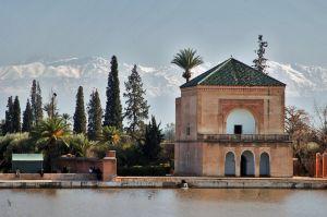 Pavillion Menaragärten_Marrakesch_Marokko_Copy right holder Acp