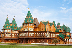 Holzpalast-in-Kolomenskoje