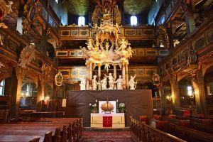 polen-riesengebirge-sommer-tag-kirche-niederschlesien-schweidnitzswidnica-friedenskirche-innenaufnahme