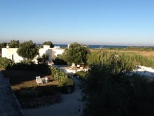 Apulien Unterkunft Masseria Cimino