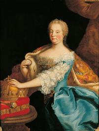 Wien Zum 300 Geburtstag Maria Theresias 2017 Courtial